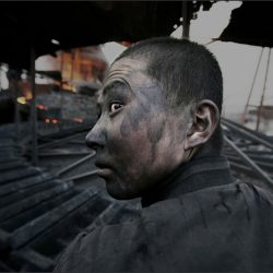 (C) Lu Guang: Pollution in China