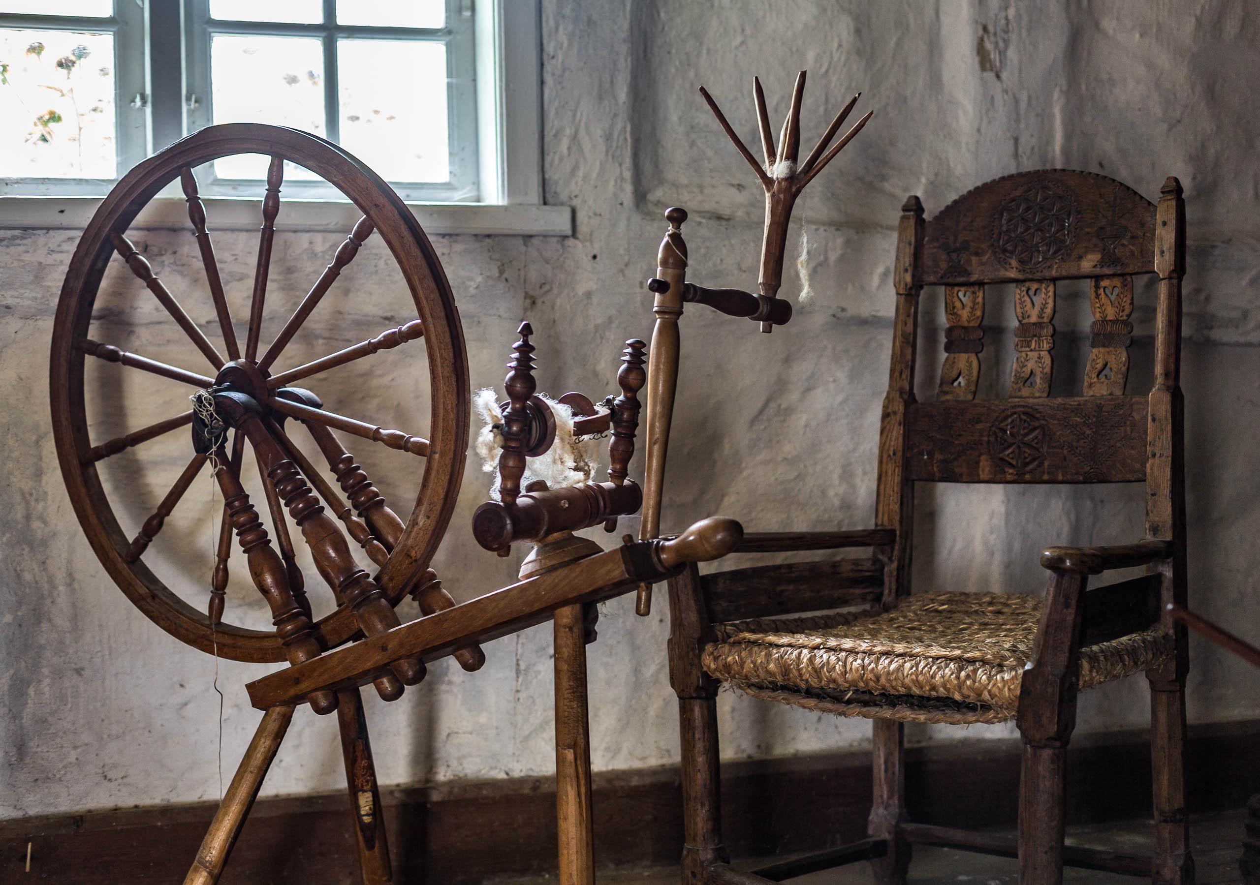 Freilichtmuseum in Dänemark