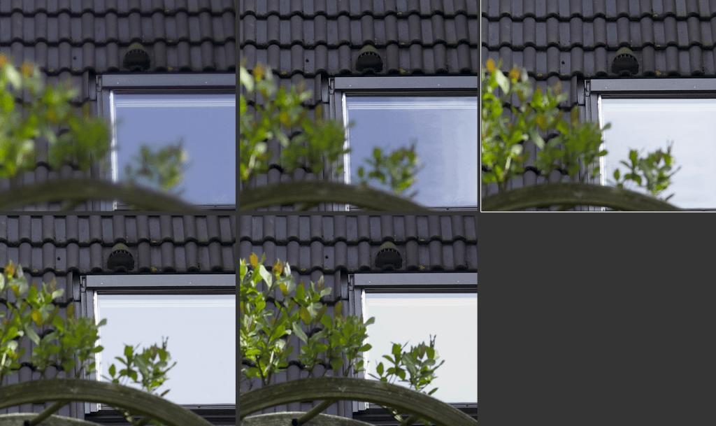 Canon 5D MKII mit Leica Summicron-R f/2.0 (Blende 2 bis 8; Bild mitte)