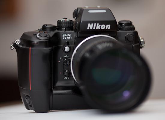 Nikon F4s (1988-1996)