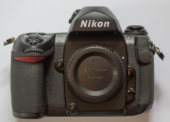 Nikon F6 (2004 - ?)