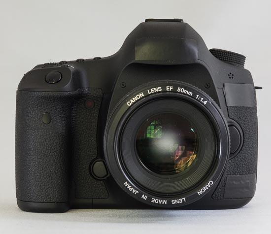 Canon EOS 5D Mark III - Schutz