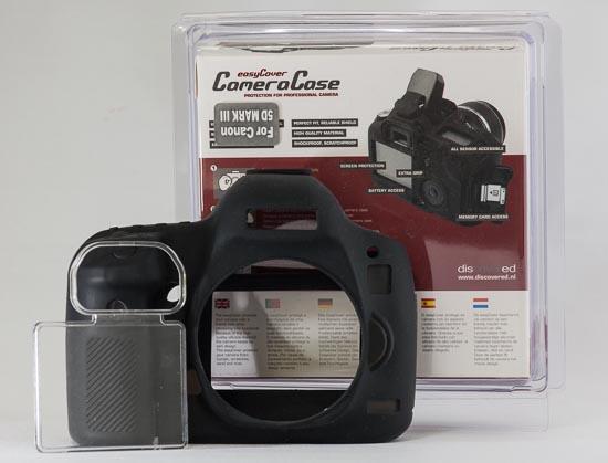 Canon EOS 5D Mark III - Easycover Silikon-Schutzhülle