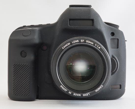 Canon EOS 5D Mark III mit easycover Silikon-Schutzhülle
