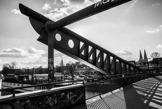 Lübeck Innenstadt (Canon 5D MK 3 und ein adaptiertes Nikon Nikkor 24mm f/2.8 Ai (45,- EUR-Schnäppchen)