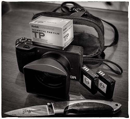 Ricoh GR Digital – The Poor Man's Leica