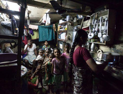 Erfahrungen in den Slums von Mumbai